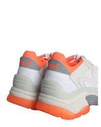 Ash White Sneaker Addict