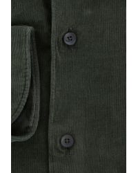 Xacus Brown Shirt In Green for men