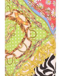 Boutique Moschino Multicolor Abito Foulard