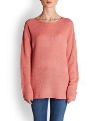 360cashmere Pink Kayla Knit
