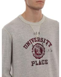 Ralph Lauren Gray Men's 710722650001 Grey Cotton Sweatshirt for men