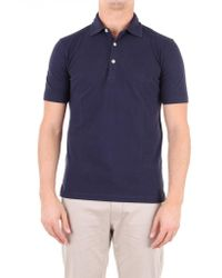 Altea Polo Shirt Short Sleeves Men Blue for men