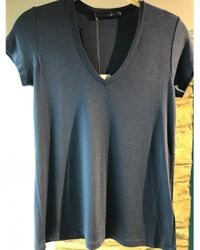 Transit Blue Luxury T Shirt