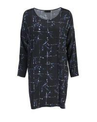 Stine Goya Black Carla Dress Ebony