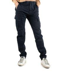 C P Company Blue C.p.company Trousers for men