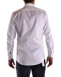 DSquared² - White Shirts for Men - Lyst
