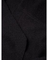 SELECTED Black Darla Ls Knit Belt Cardigan