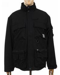 Carhartt Black Wip Elmwood Jacket for men