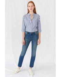 MiH Jeans Blue Paris Jeans Vintage Wash
