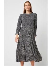 Great Plains Gray Ivy Fleur Dress