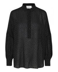 Munthe Black Hamlet Shirt