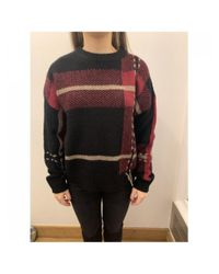 360cashmere Black Sivan Sweater