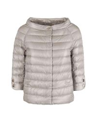Atterley Herno Herno Jacket In Gray