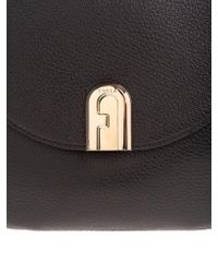 Furla Black 1927 Shoulder