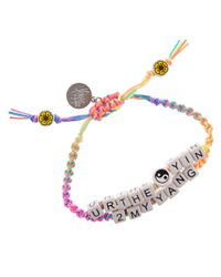 Venessa Arizaga | Multicolor You're The Yin To My Yang Bracelet | Lyst