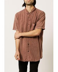 Insight | Red Stratocaster S/s Shirt for Men | Lyst