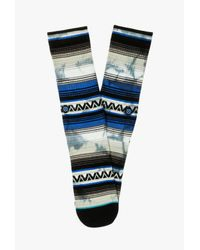 Stance - Blue Mexi Sock for Men - Lyst