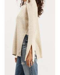 Rodebjer - Natural Scottie Sweater - Lyst
