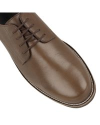 Frank Wright Black Trinder Mens Lace-up Shoes for men
