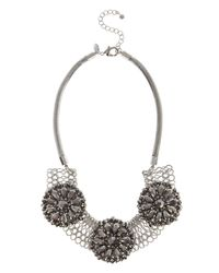 Coast | Metallic Sparkle May Collar Necklace | Lyst