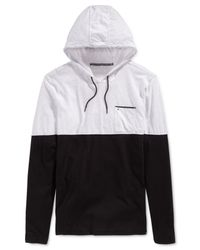 Hurley | Black Dri-fit Adams Hoodie for Men | Lyst
