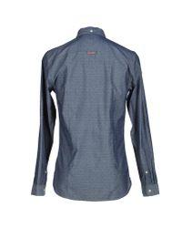 Hilfiger Denim - Blue Shirt for Men - Lyst