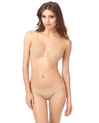Le Mystere | Natural Enlighten T Back Bra | Lyst
