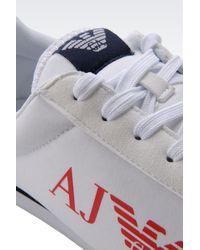 Armani Jeans | Gray Sneaker for Men | Lyst