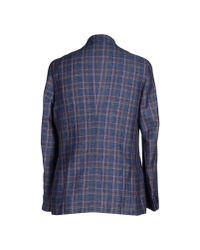 Sartore - Blue Blazer for Men - Lyst