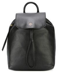 3c3a5f4fb739 Lyst - Tory Burch  brody  Backpack in Black