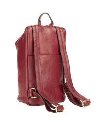 Aimee Kestenberg | Red Tamitha Leather Backpack | Lyst
