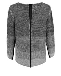 Helmut Lang - Gray Chunky Knit Jumper - Lyst