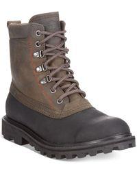 Denim & Supply Ralph Lauren Natural Tanis Boots for men