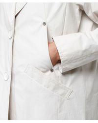 Creenstone - Natural Dara Trench Coat - Lyst