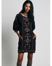 Free People Black Womens This Wild Heart Of Mine