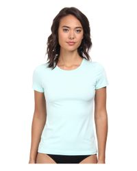 Rip Curl - Blue Wash Loose Fit Short Sleeve - Lyst