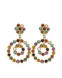 Sylvia Toledano - Multicolor Flower Candies Earrings - Lyst