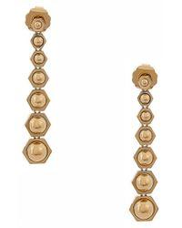 Rachel Zoe   Metallic 'mia' Linear Earrings   Lyst