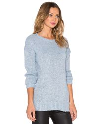 BB Dakota | Blue Colby Sweater | Lyst