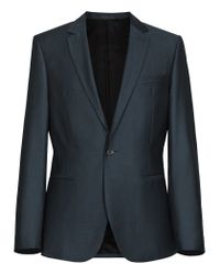 Reiss | Green Menenzies B Slim-fit Blazer for Men | Lyst