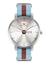 Smart Turnout | Metallic City Stainless Steel Watch for Men | Lyst