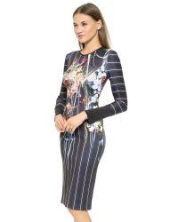 Clover Canyon - Multicolor George Bernard Shaw Dress - Multi - Lyst