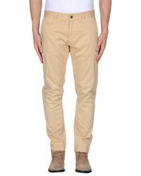 Iuter Natural Casual Trouser for men