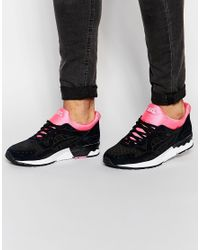 Asics | Pink Gel-lyte V Lc Trainers for Men | Lyst