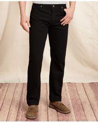 Tommy Hilfiger - Jeans, Collegiate Black Jeans for Men - Lyst