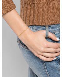 BaubleBar - Pink Slim Bar Bracelet - Lyst
