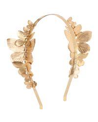 Eugenia Kim - Multicolor Venus Butterfly Cocktail Headband - Lyst