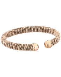 Fossil | Pink Ball Shot Wrap Bracelet | Lyst