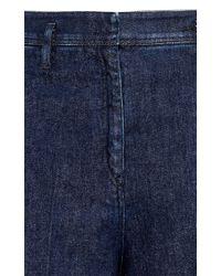 N°21 - Blue Placida Pant - Lyst