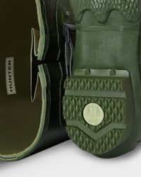 Hunter | Green Men's Norris Field Side Adjustable Rain Boots for Men | Lyst